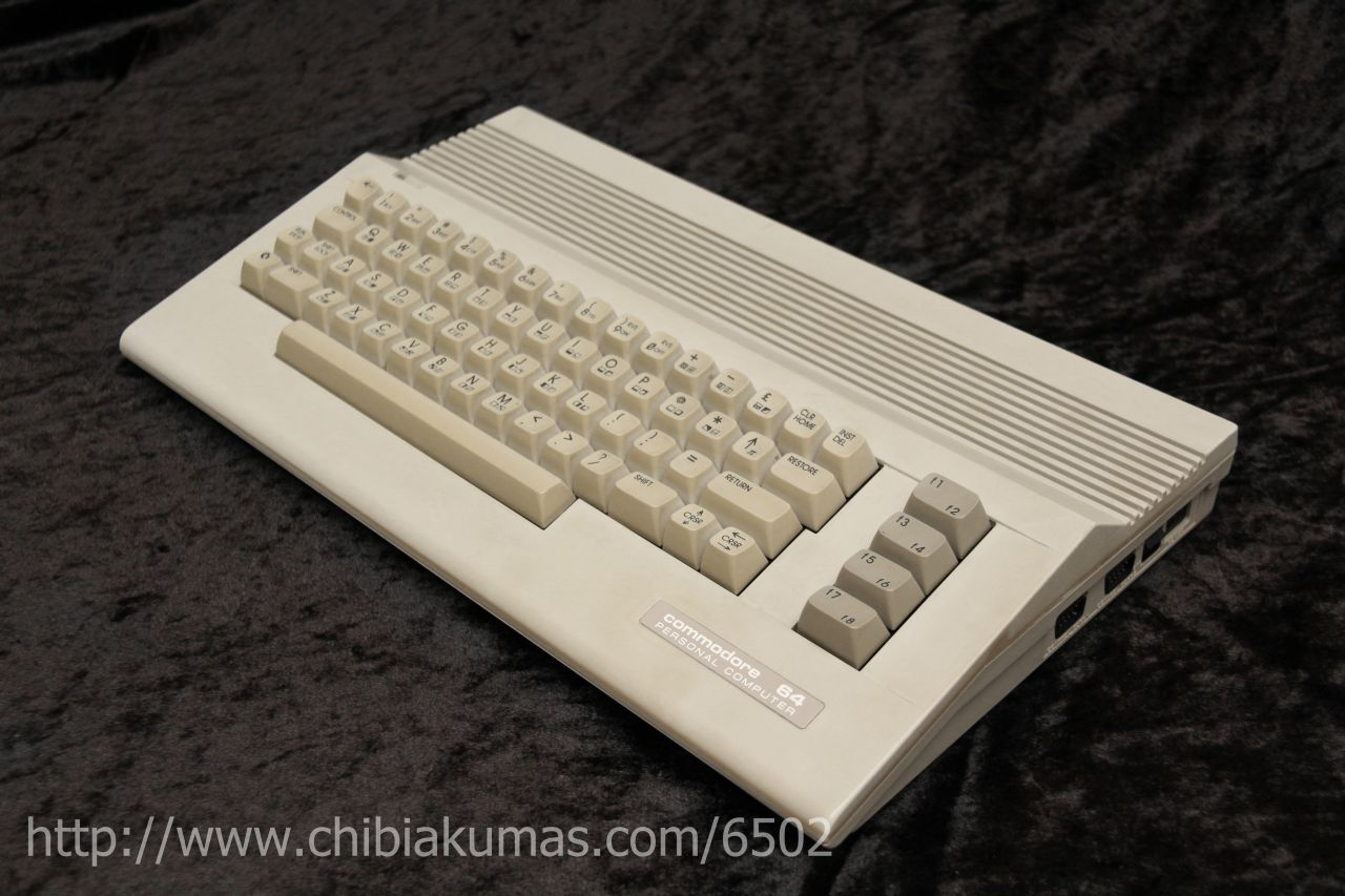 6510 Assembly programming for the Commodore 64