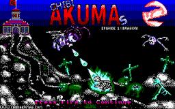 Chibi Akuma(s) Multicolor Titlescreen