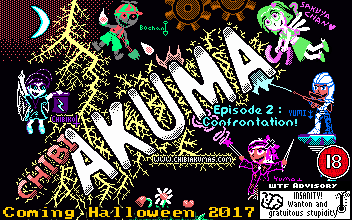 Chibi Akumas: Episode 2 - Confrontation!