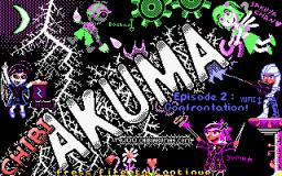 Chibi Akumas: Episode 2 Title Screen