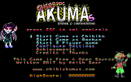 Chibi Akumas: Ep2 Title Screen
