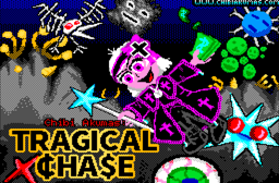 Tragical Chase Title Screen