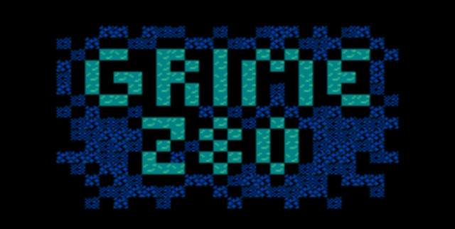 Grime Z80 - making a game for 11 Systems in 7 Days!
