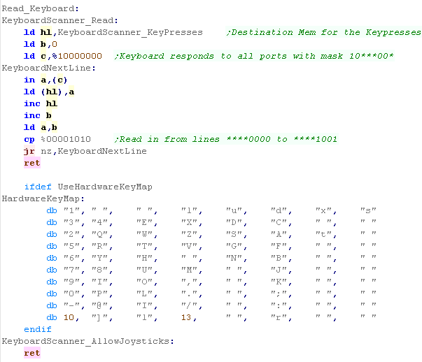 Learn Multiplatform Z80 Assembly Programming    With Vampires